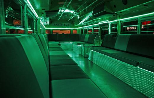 35 Passenger Bus